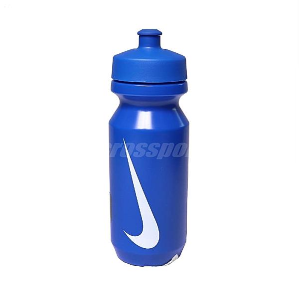 Nike 水壺 Big Mouth Bottle 2.0 22oz 650ml 藍 白 大嘴巴水壺 運動休閒 【ACS】 N000004240-822