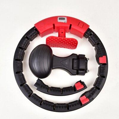 智慧呼拉圈 不會掉的智慧呼拉圈同款成人健身器材美腰加重神器女『TZ2776』