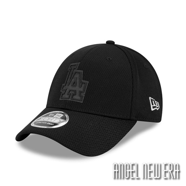 【New Era】MLB 2019 球員周 洛杉磯 道奇 LA 全黑 老帽 9FORTY【ANGEL NEW ERA】