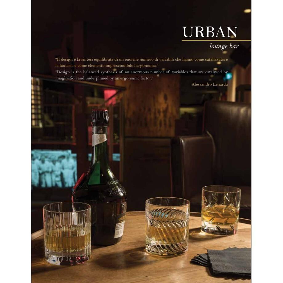 義大利rcr 城市系列 gearing 手工水晶玻璃杯 威士忌杯 酒杯 飲料杯 290ml