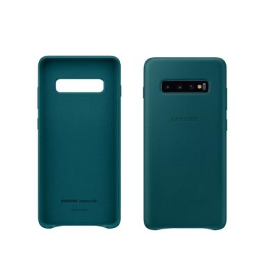 Samsung Galaxy S10 原廠皮革背蓋 ( 綠 )