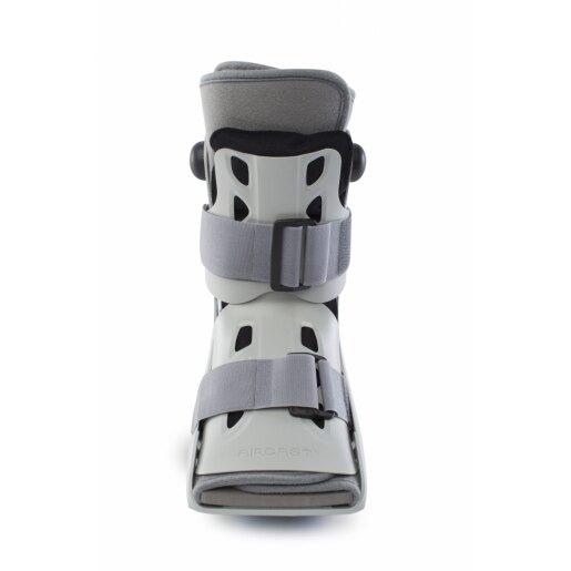 頂級氣動式足踝護具(短)【AIRCAST】護足 護具 護踝 下肢 骨科 足踝 復健用品