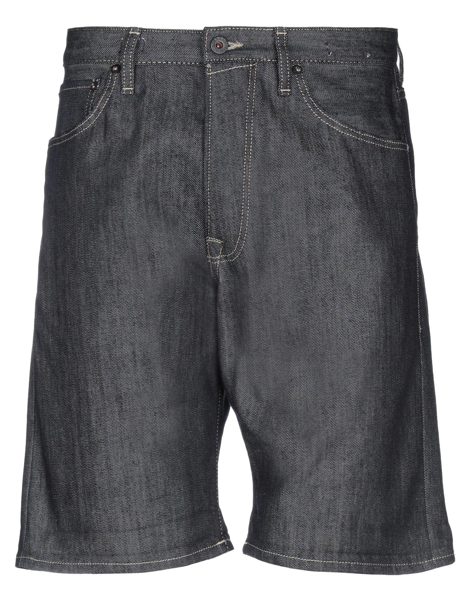 R.D.D. ROYAL DENIM DIVISION BY JACK & JONES Denim shorts - Item 42801938