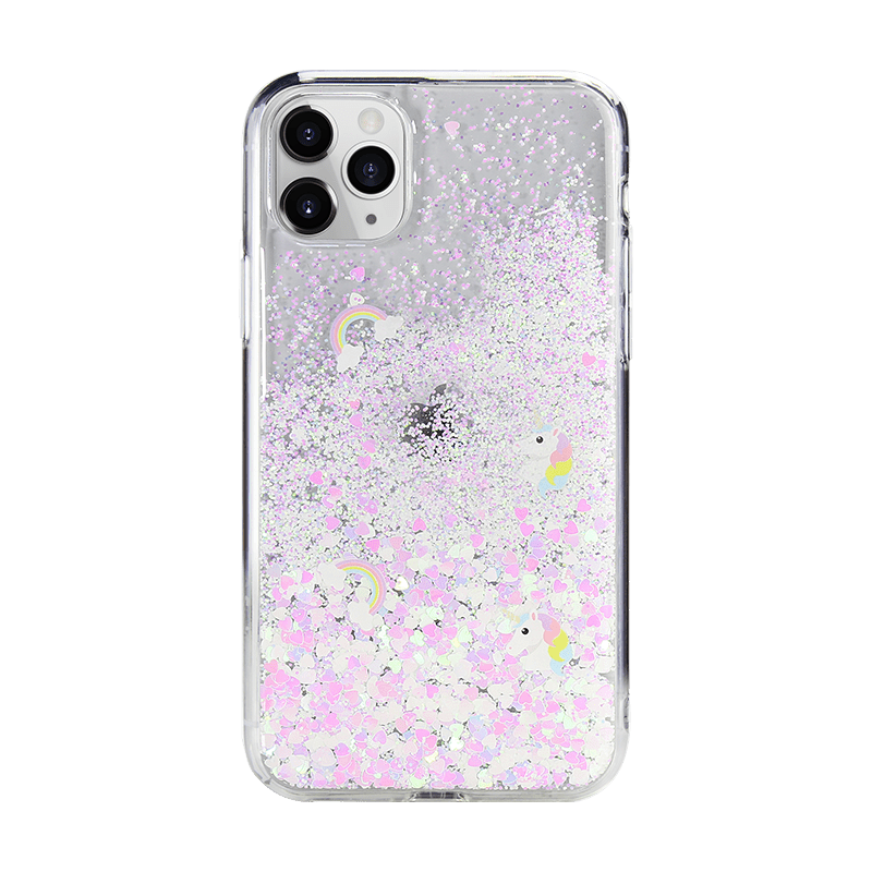 "Flash 真花系列 for iPhone 11 Pro Max (6.5"")-彩虹小馬"
