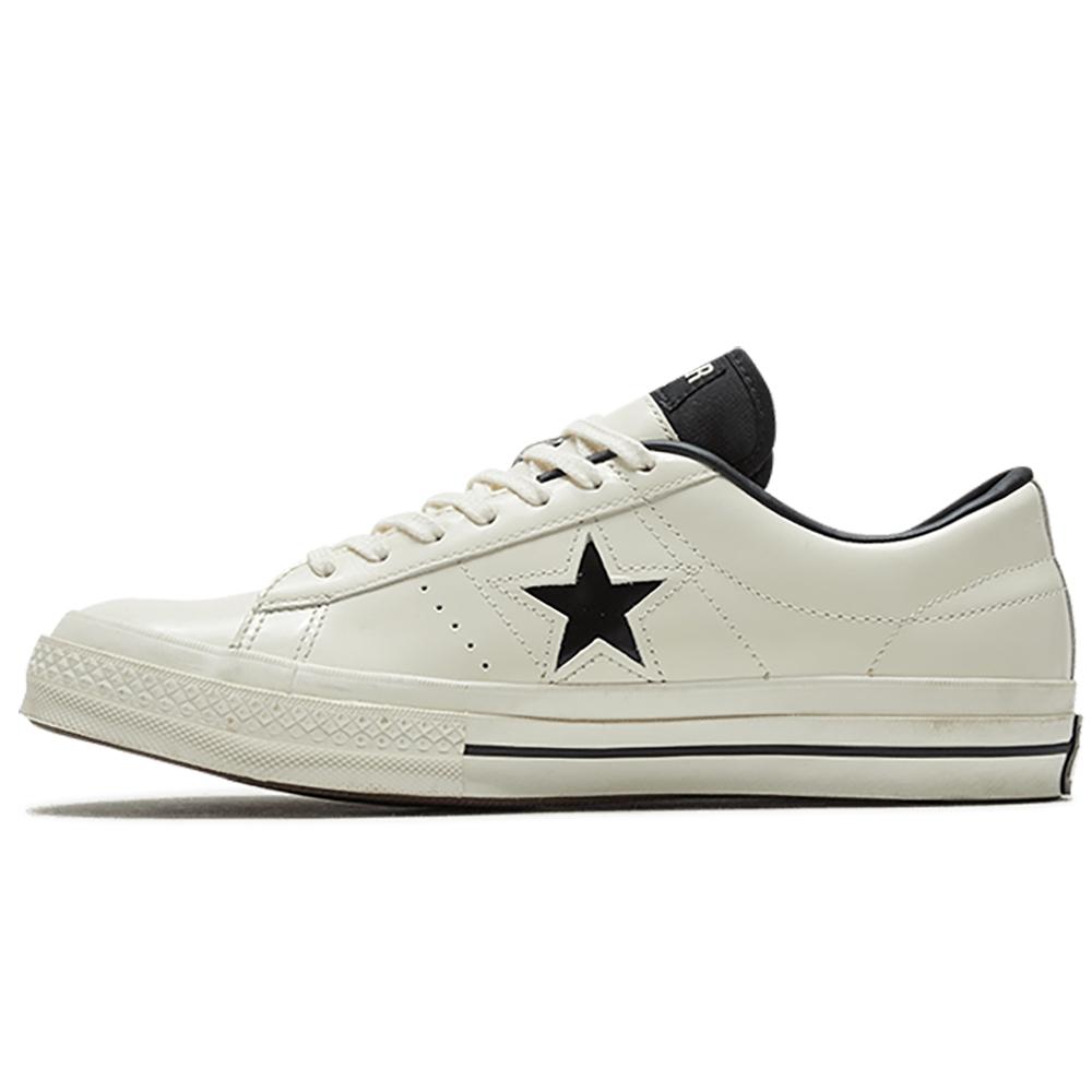 CONVERSE ONE STAR HANBYEOL OX 男女休閒鞋 167324C 白