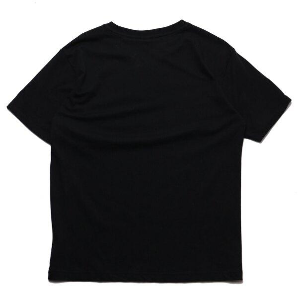 NEWBALANCE NB 短T 白 黑 藍 紅 條紋英文logo 短袖T 男 (布魯克林) AMT03513BK