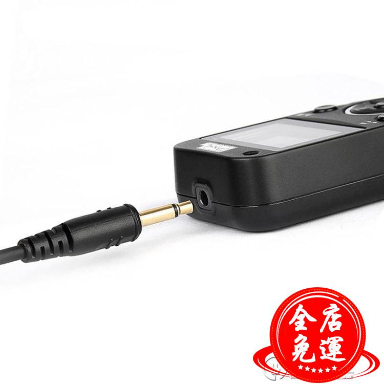快門線5D3/2單眼6D相機70D700Dfor賓得定時佳能有線延時60D 5DS R 6D2 1D 80d 750d 7d m5m6 5d4 端午節粽子