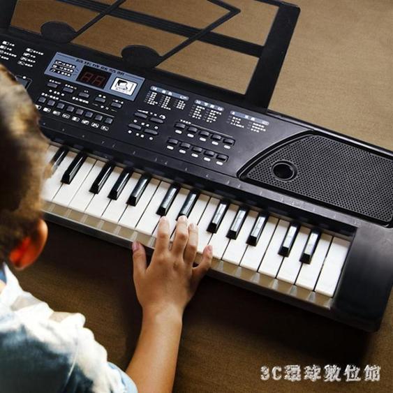 電子琴 兒童初學 啟蒙入門教學 61鍵早教啟蒙兒童玩具樂器LB21145 夏洛特居家名品