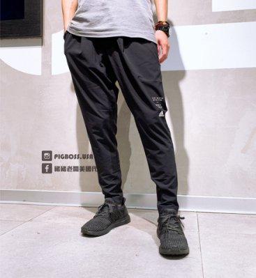 【豬豬老闆】ADIDAS ATHLETICS ID PANTS 黑 休閒 運動 口袋 長褲 男款 ED1902