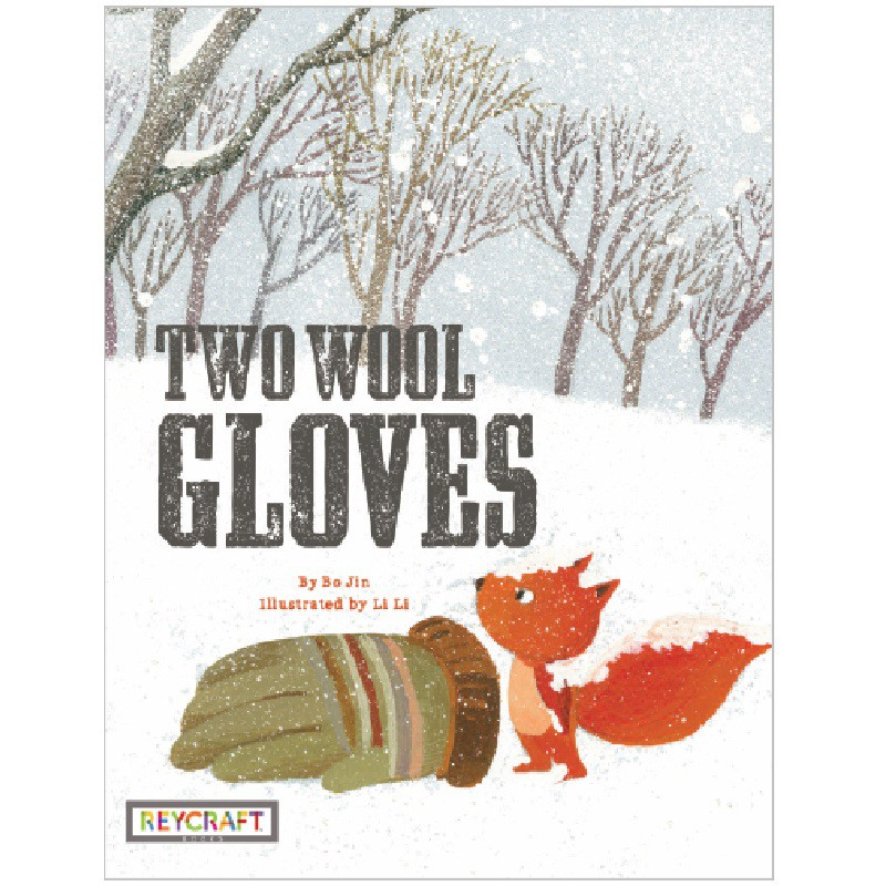 Two Wool Gloves 【Reycraft Books 優質精選繪本】