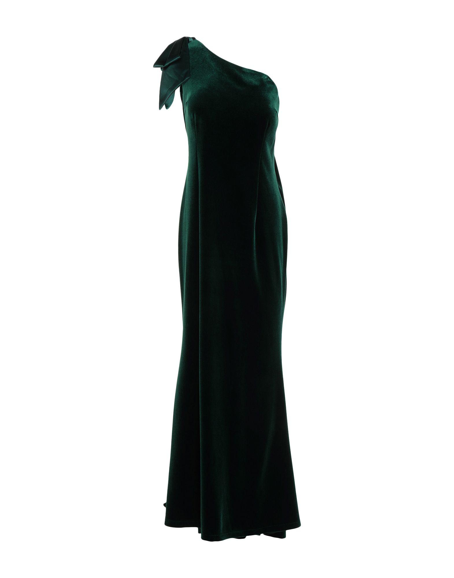 FRANK LYMAN Long dresses - Item 15032565