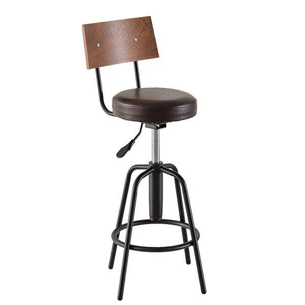 吧檯/吧台桌椅/餐桌 奧斯丁英倫升降吧檯椅 MIT台灣製 完美主義 【L0005】