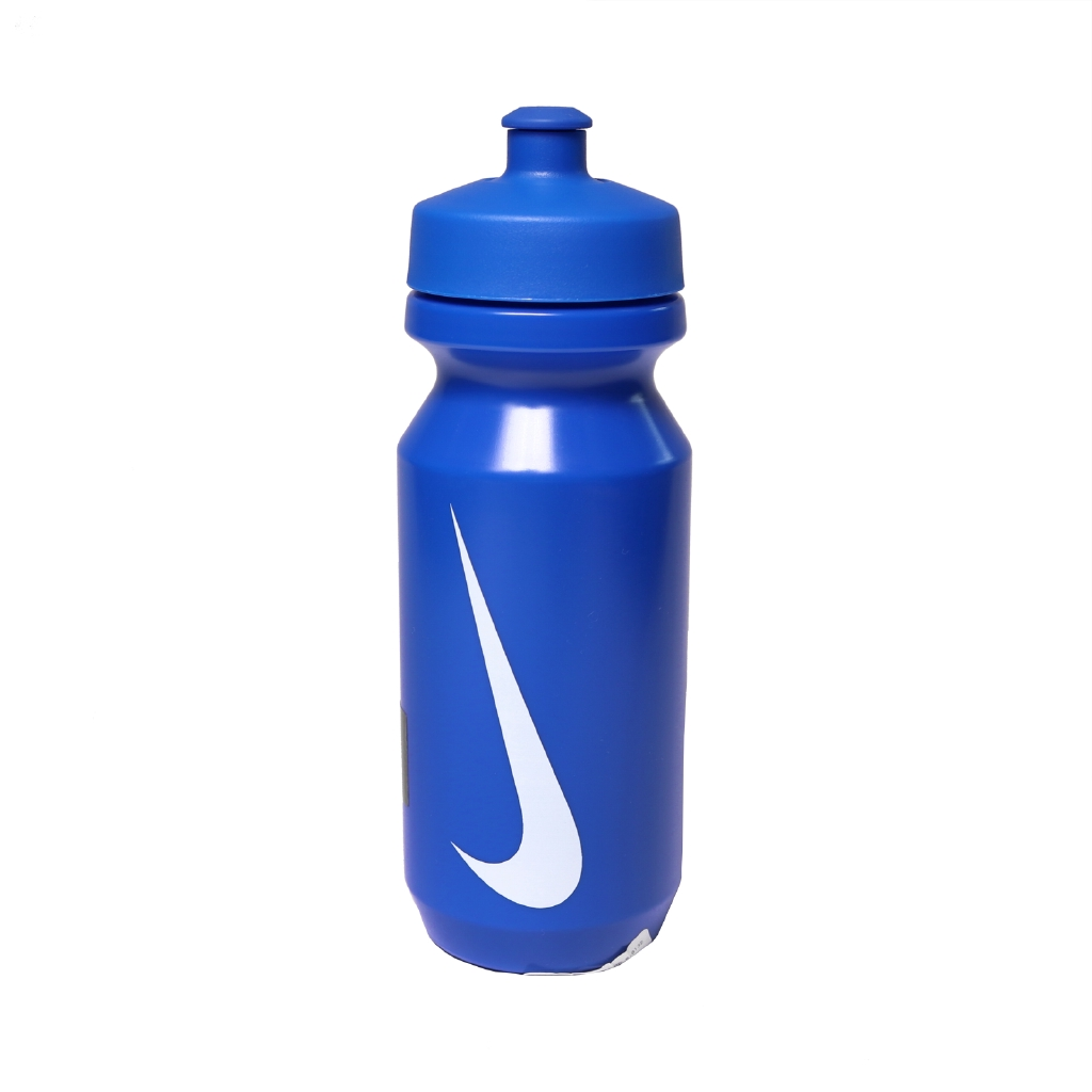 Nike 水壺 Big Mouth Bottle 2.0 藍 白 大嘴巴水壺 【ACS】N000004240-822