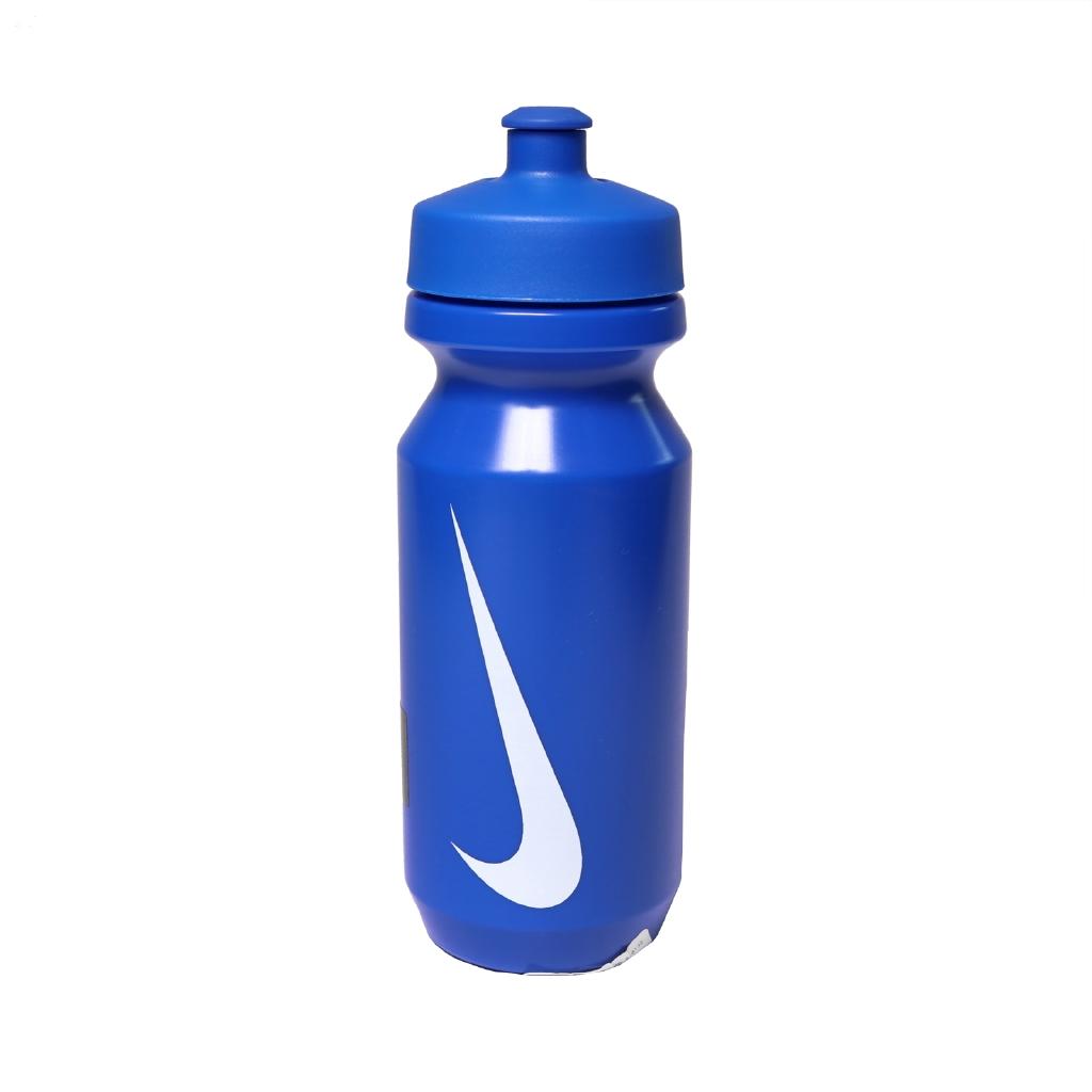 Nike 水壺 Big Mouth Bottle 2.0 藍 白 大嘴巴水壺 【ACS】N000004240-822