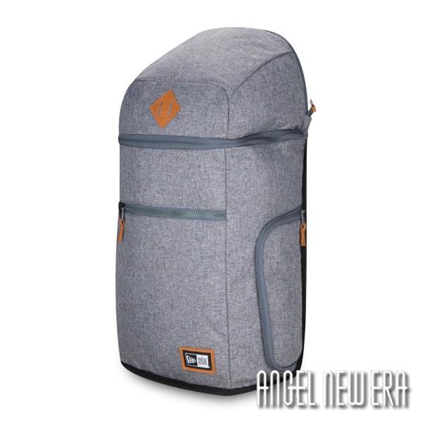 【New Era】 PROTECT PACK保護者6入帽箱包 麻灰 機能 可放筆電【ANGEL NEW ERA】