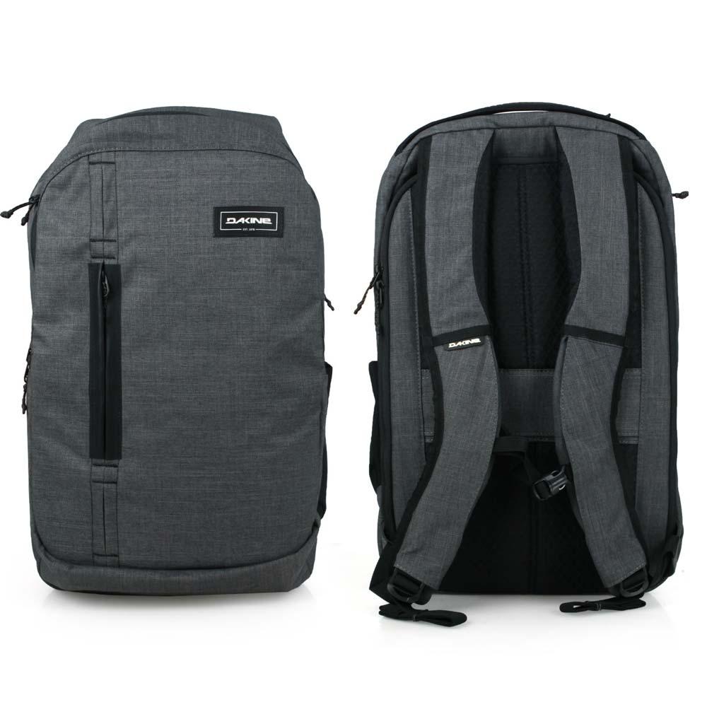 DAKINE 商務後背包32L-雙肩包 肩背包 筆電包 15吋筆電 旅行包 深灰黑 F