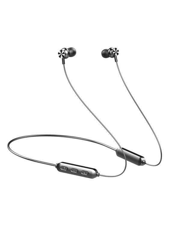 夏新Y1無線運動藍牙耳機跑步雙耳入耳頸掛脖式耳塞式超長待機頭戴式適用