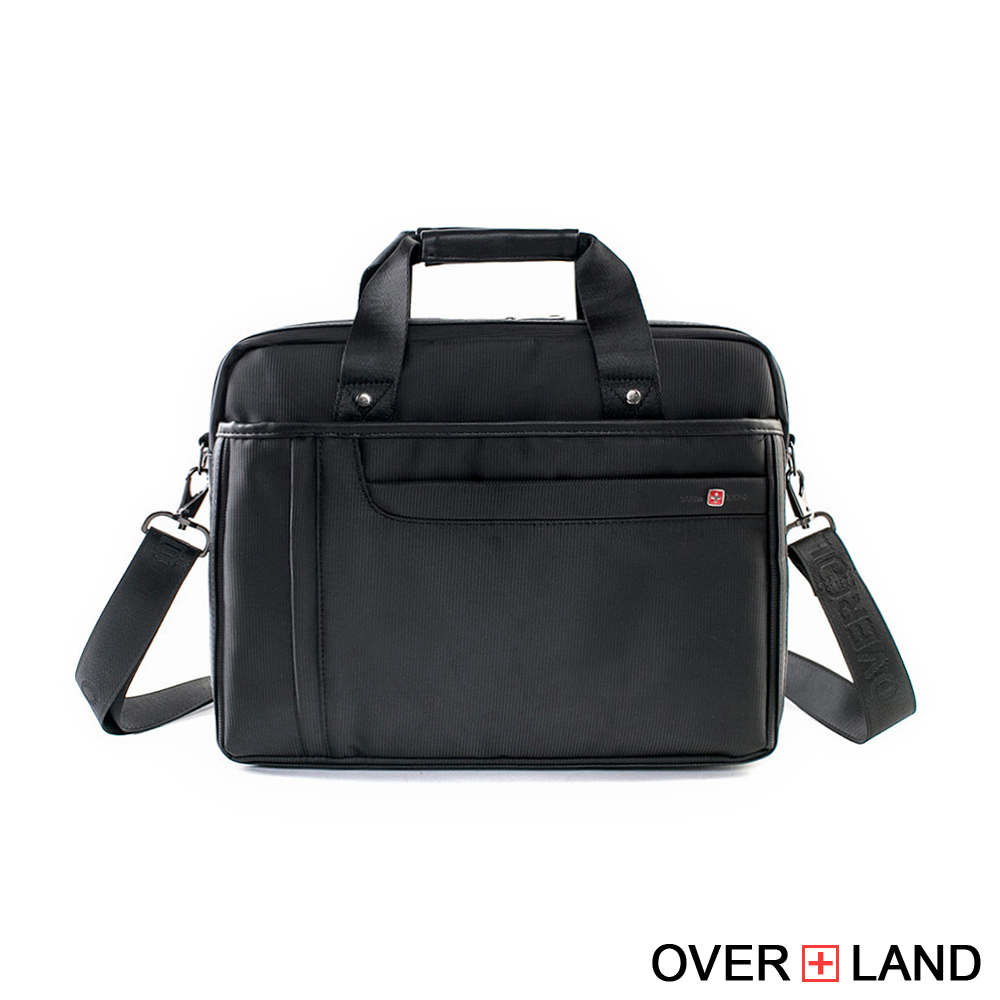 OVERLAND - 美式紅十字軍 - 美式風格紳士簡約公事包 - 3082