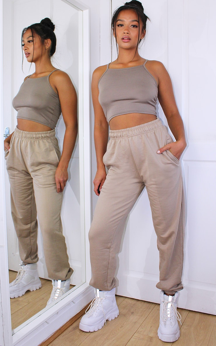 Petite Biscuit Casual Track Pants