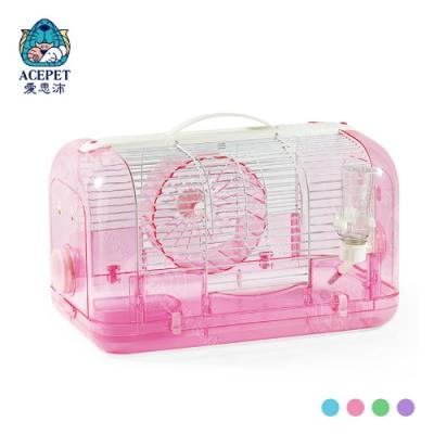 ACEPET 愛思沛 寵愛鼠籠 NO720 冰湖藍 附鼠槽 飲水器 滾輪 豪華鼠籠 老鼠籠子/黃金鼠/布丁鼠/倉鼠/三線鼠