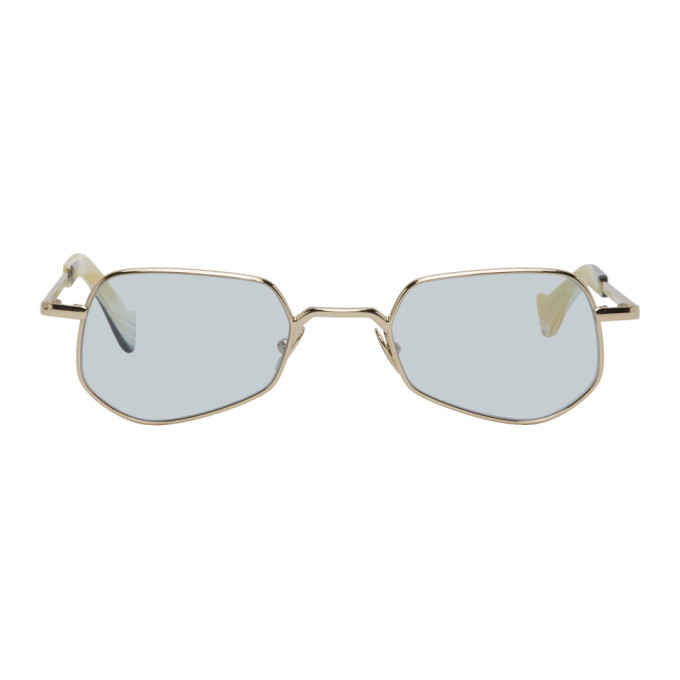 Grey Ant 金色 Brille 太阳镜