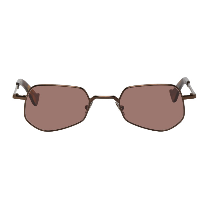 Grey Ant 青铜色 Brille 太阳镜
