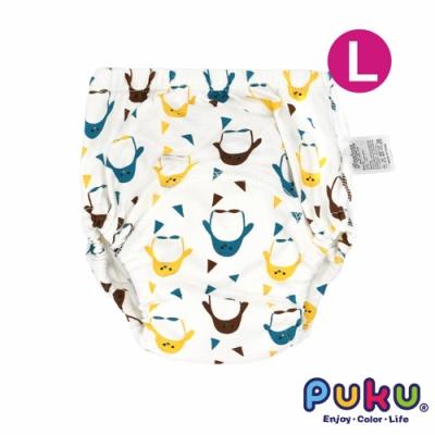 【PUKU】棉柔學習尿布褲(L)