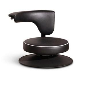 【C'est Chic】Zen禪味細道旋轉和風椅(黑)
