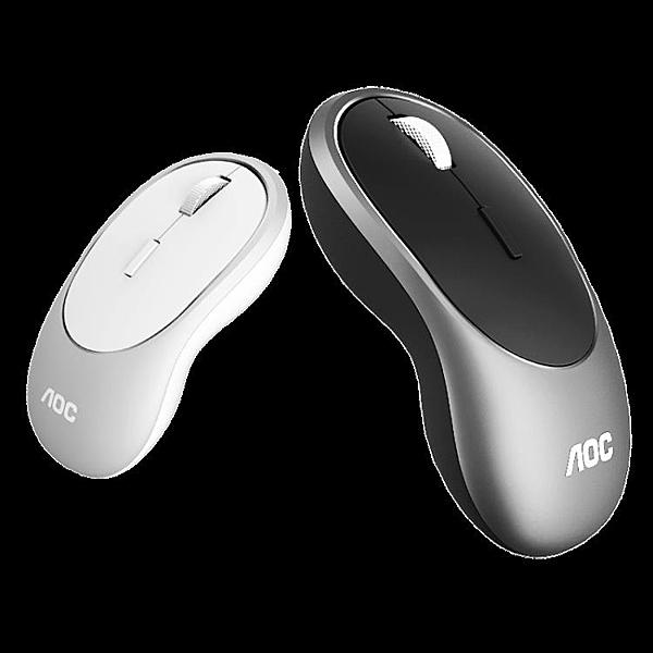 無線鼠標簡約超薄智慧便攜USB筆記本家用辦公