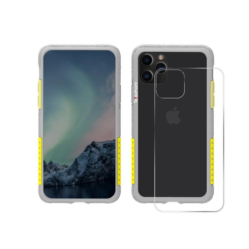太樂芬NMDer抗污防摔iPhone11/ iPhone 11 Pro / iPhone 11 Pro Max手機殼 - 灰框芭娜娜 iPhone11 PRO (5.8吋適用)
