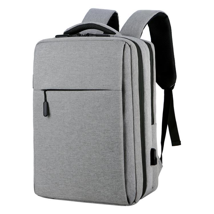 雙肩包男士背包大容量休閒女旅行時尚潮流電腦包初中高中學生書包