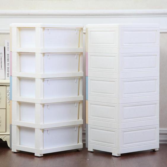 【免運】花爾衣物收納櫃簡易衣櫥儲物箱收納箱抽屜式加厚塑料寶寶衣櫃兒童 時尚芭莎 喜迎新春 全館8.5折起