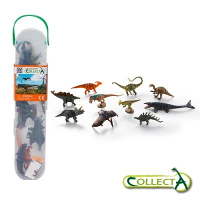 CollectA 小恐龍組1 (盒裝-10入)~英國高擬真模型R1101