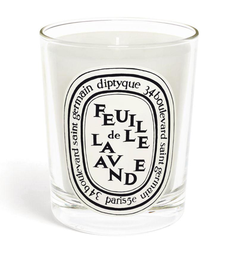 Diptyque Mini Feuille De Lavande Candle (70G)