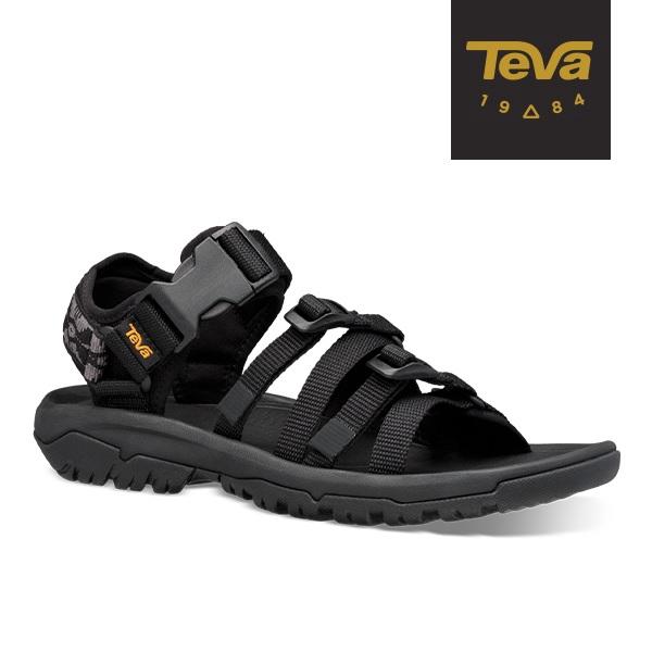 TEVA 男 Hurricane XLT2 ALP 機能運動涼鞋 CTC黑灰色 1100033BCGR 大尺碼