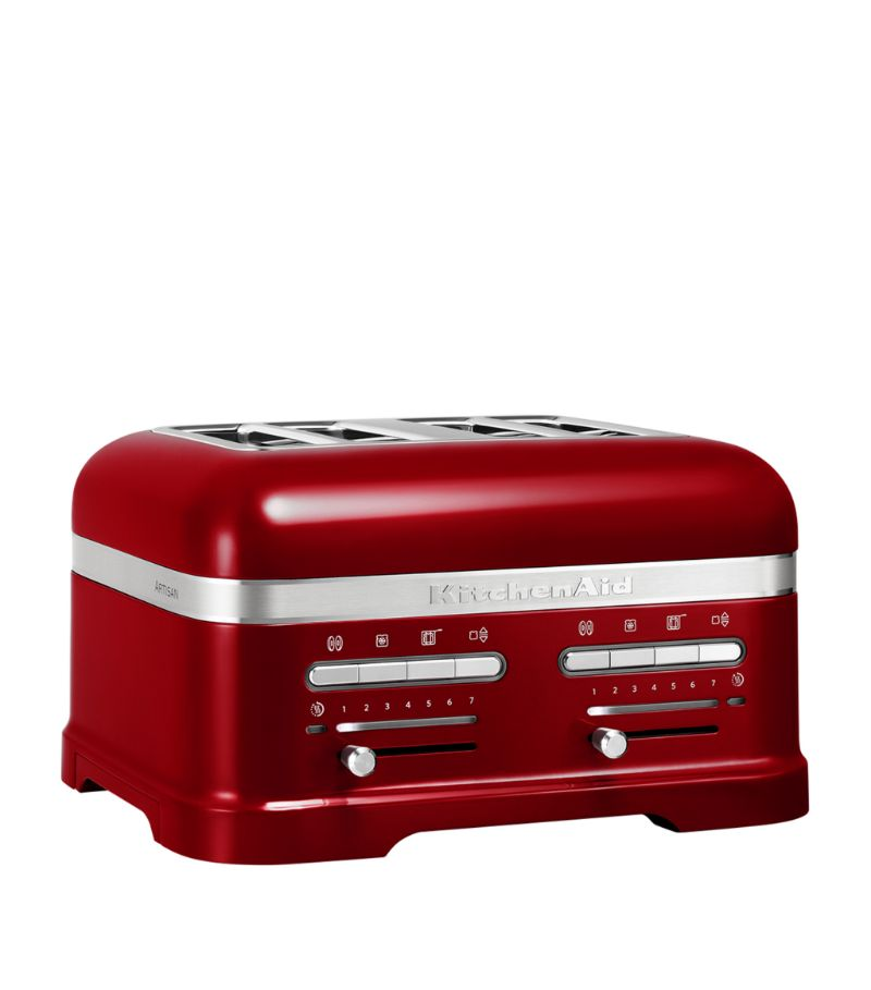 Kitchenaid Candy Apple Artisan 4-Slot Toaster