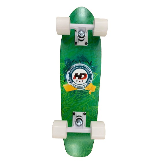 [Hondar] Cruiser 滑板 交通板- 草綠