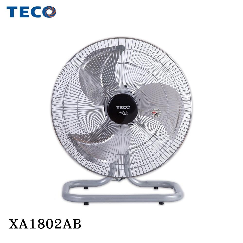 TECO 東元 18吋 3段速 機械式工業扇 XA1802AB