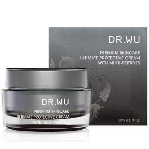 DR WU 極致抗皺防護霜50ml  效期2021.05 可集點【淨妍美肌】