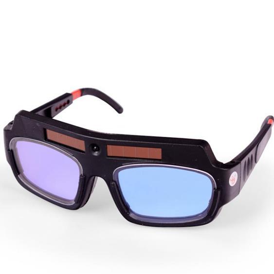護目鏡 自動變光電焊眼鏡焊工專用墨鏡燒焊護目鏡防電弧打眼防護眼鏡面罩 夏洛特居家名品