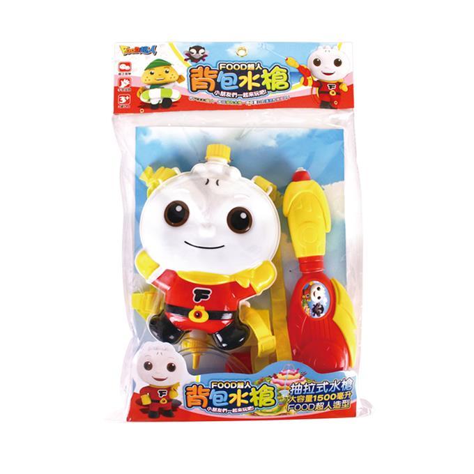【台快經銷商 FOOD超人】FOOD超人-夏天水槍玩具