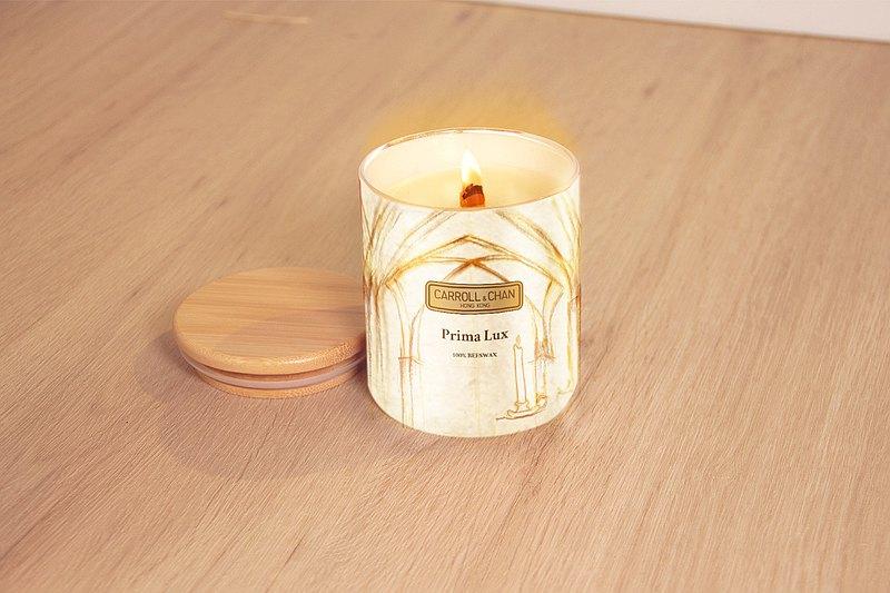 【純蜂蠟】Prima Lux 純蜂蠟杯裝蠟燭