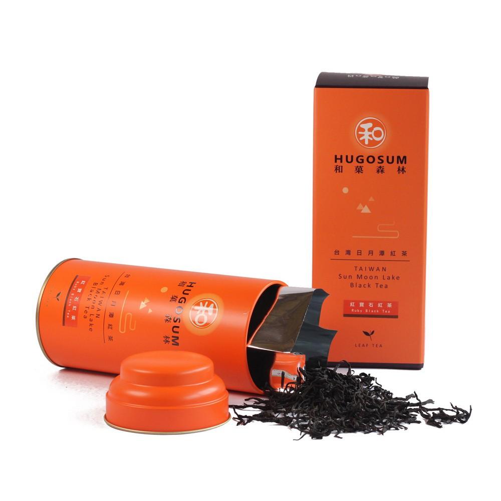 【HUGOSUM】日月潭紅茶 品味經典 - 紅寶石紅茶 50g