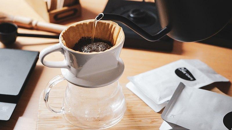 手沖咖啡實作課程 非洲豆班