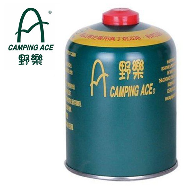 【野樂 台灣】高山寒地瓦斯罐-450g 露營瓦斯罐 登山瓦斯罐 (ARC-9123)