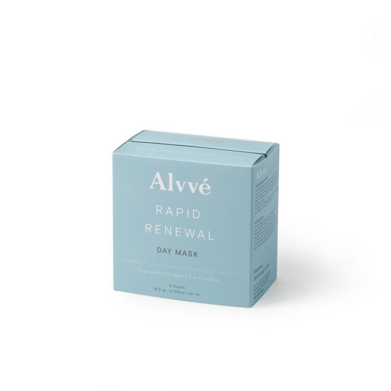 艾菲專利緊緻日間面膜 - 6 片裝 Alvve 專利緊緻日間面膜 - 6 片裝