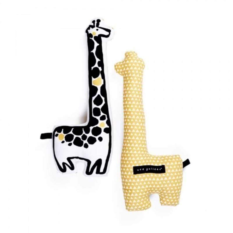 寶貝的抱枕好朋友-愛上長頸鹿