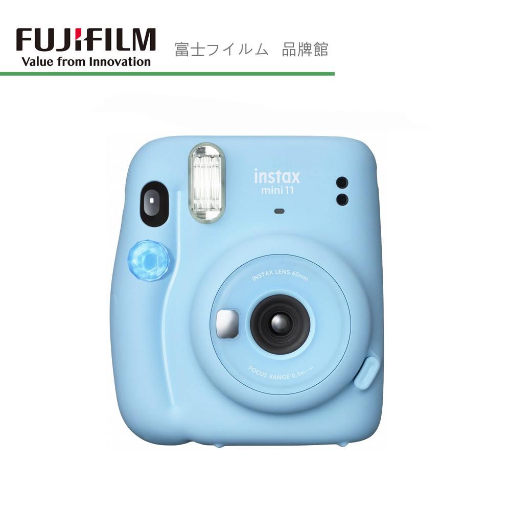 FUJIFILM 富士 晴空藍 INSTAX MINI11 拍立得 相機 公司貨
