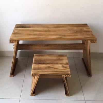 【 小樂器 】古琴桌椅 梧桐木桌椅