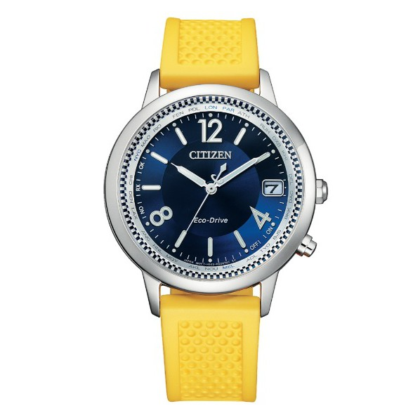 CITIZEN 星辰錶 CB1101-03L LADY'S系列 限量後底蓋雷刻大坂直美簽名腕錶 36mm